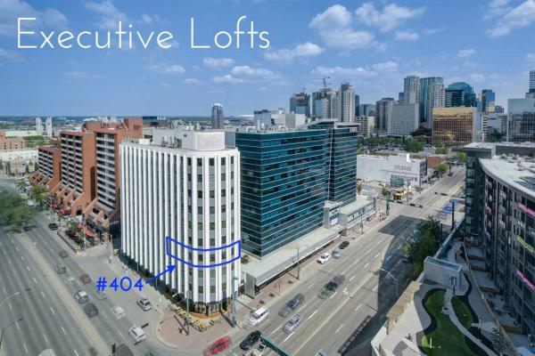 404 10105 109 Street, Edmonton