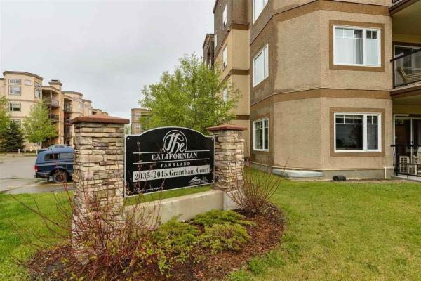 107 2045 Grantham Court, Edmonton