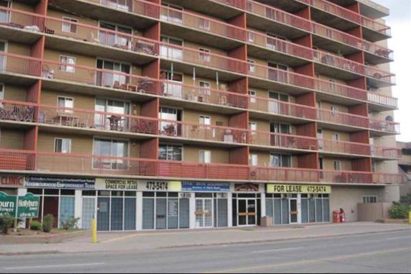 Undisclosed Address, Edmonton