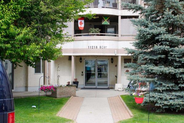 103 11218 80 Street, Edmonton