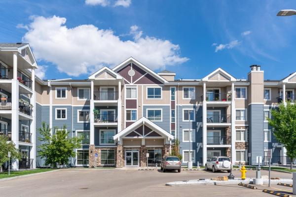 416 4008 Savaryn Drive, Edmonton