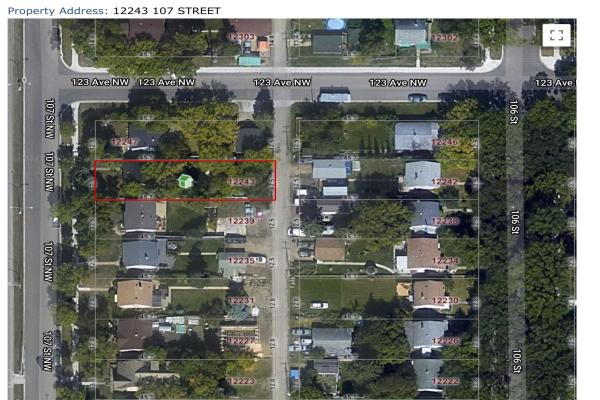 12243 107 Street, Edmonton