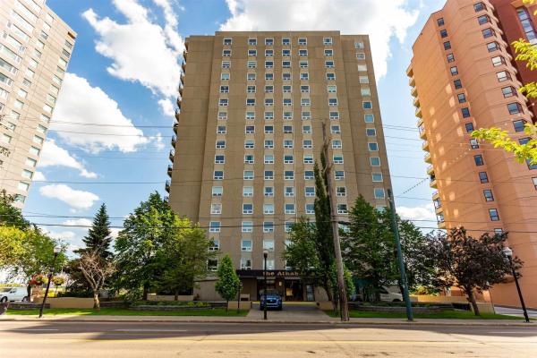 1504 12303 Jasper Avenue, Edmonton
