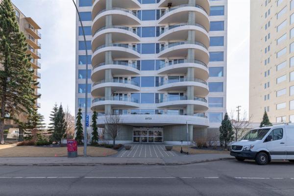 302 10721 SASKATCHEWAN Drive, Edmonton