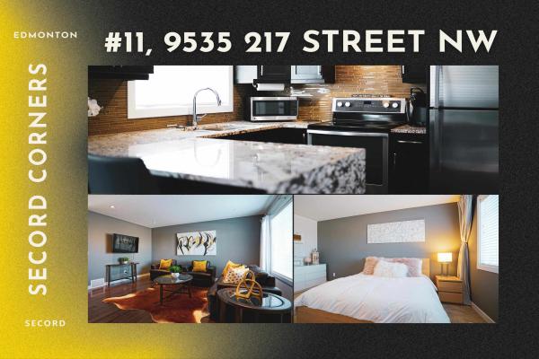 11 9535 217 Street, Edmonton