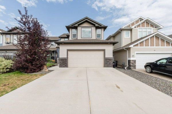 22 WHITNEY Terrace, Fort Saskatchewan