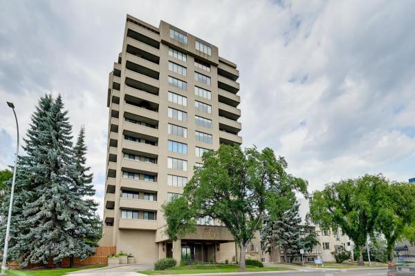 806 8340 JASPER Avenue, Edmonton