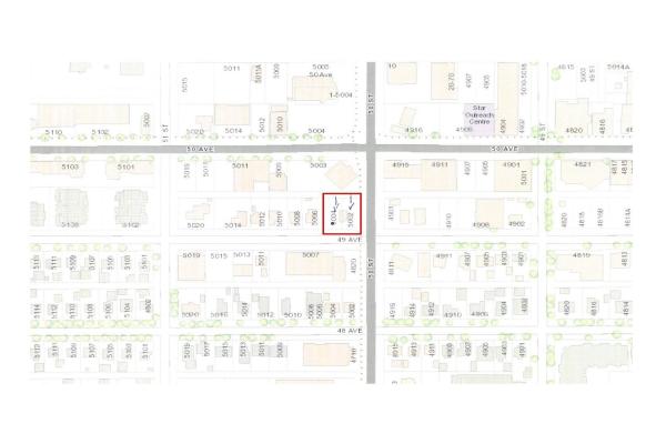 5002 - 5004 49 Avenue, Leduc