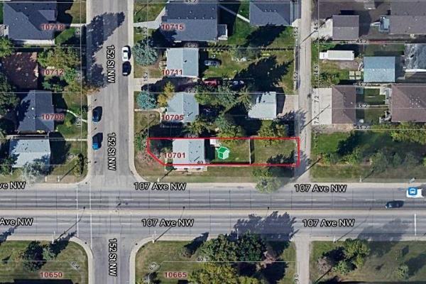 10701 152 Street, Edmonton