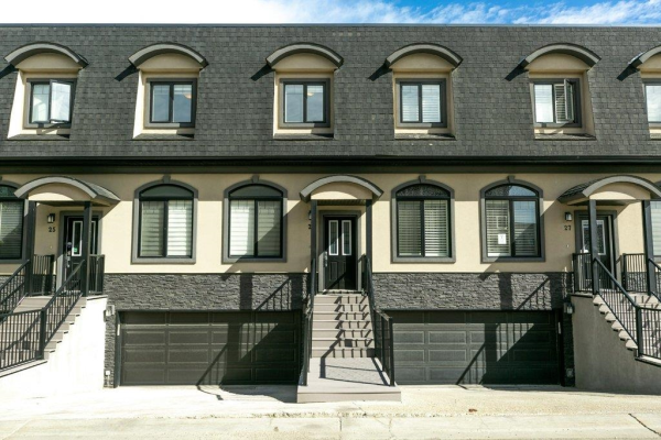 26 5873 MULLEN Place, Edmonton