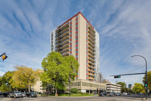 1402 10011 116 Street, Edmonton