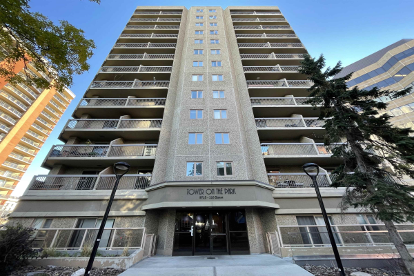 1202 9715 110 Street NW, Edmonton
