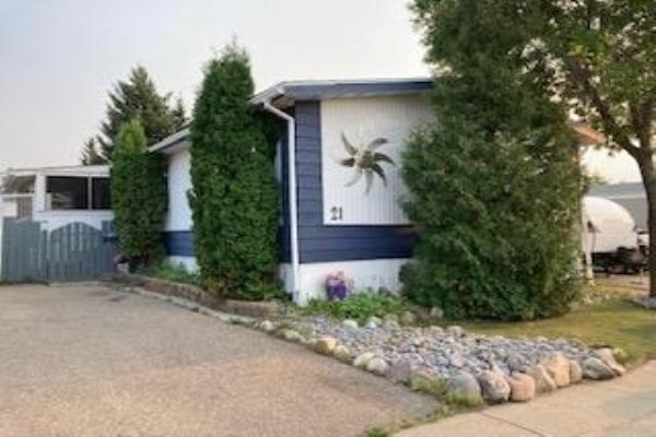 21 OAKRIDGE Drive, Edmonton