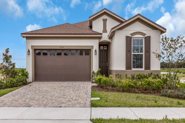 2530 VOLUNTEER AVE #Lot 89, KISSIMMEE