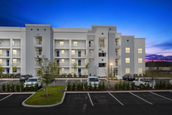 4741 CLOCK TOWER DR #106, KISSIMMEE