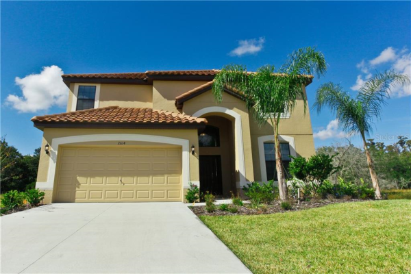2614 TRANQUILITY WAY, KISSIMMEE