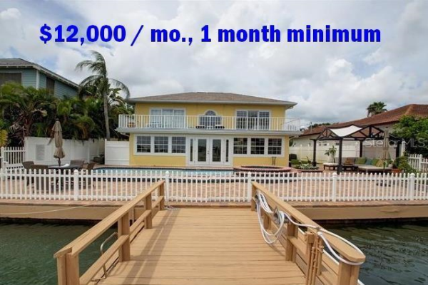 216  BAYSIDE DR , CLEARWATER BEACH