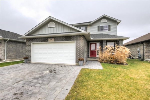 78 NICOLES Trail, Thorndale