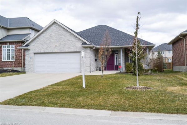 919 TALISMAN Crescent, London