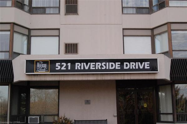 521 RIVERSIDE Drive, London