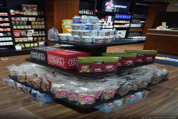 Vitamin Nutrition Health Food Franchise, Boca Raton
