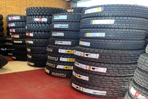 29 Yr. Established New and Used Tire Dealer, Delray Beach