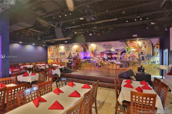 Restaurant / Cabaret, Kendall