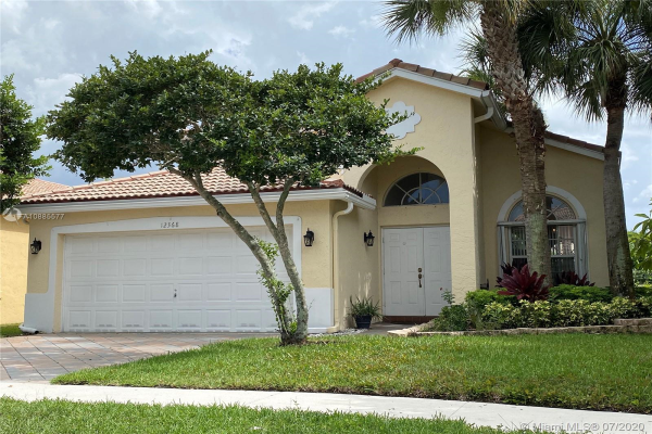 12368 NW 54th Ct, Coral Springs
