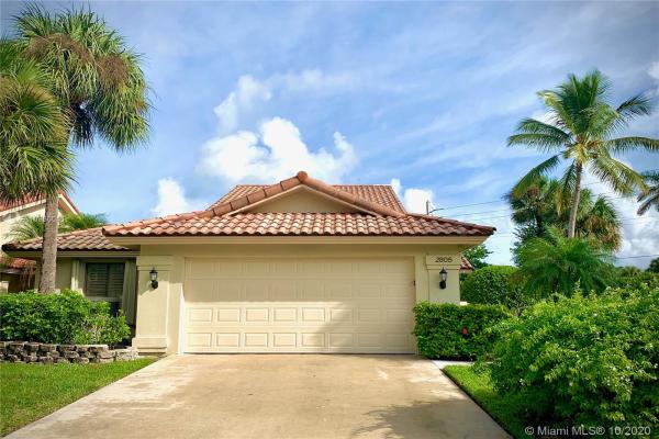 2805 Eagle Ln, West Palm Beach