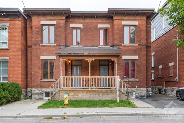 210-212 FLORENCE Street, Ottawa