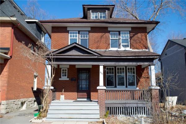 317 LINCOLN Avenue, Ottawa