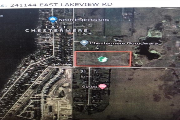 241144 EAST LAKEVIEW Road, Chestermere