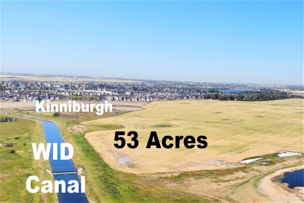 53 Acres Range Road 281, Chestermere