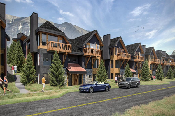 1200 Three Sisters  Parkway, Canmore