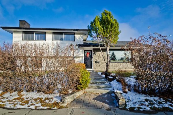 5235 VALLANCE Crescent NW, Calgary