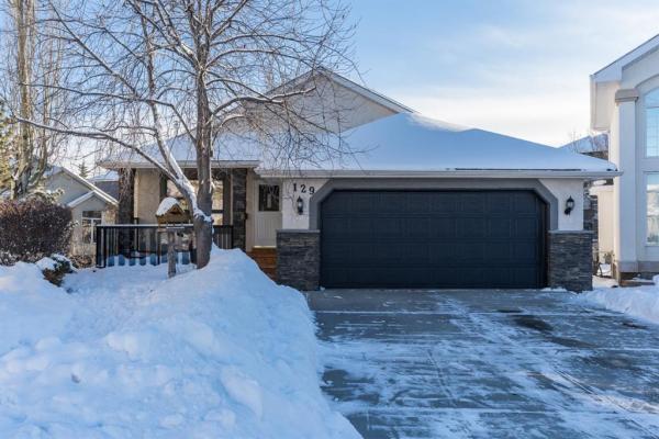 129 Evergreen Place SW, Calgary