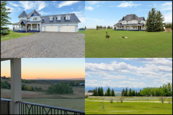3 Bearspaw Pointe Green, Rural Rocky View County