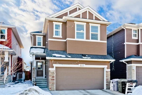 45 Redstone Heath NE, Calgary
