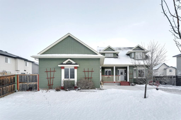 254 Canoe Square SW, Airdrie