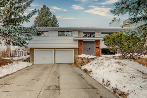 3139 Upper Place NW, Calgary