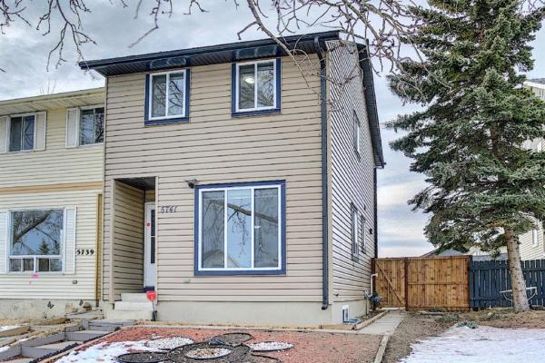 5741 68 Street NE, Calgary