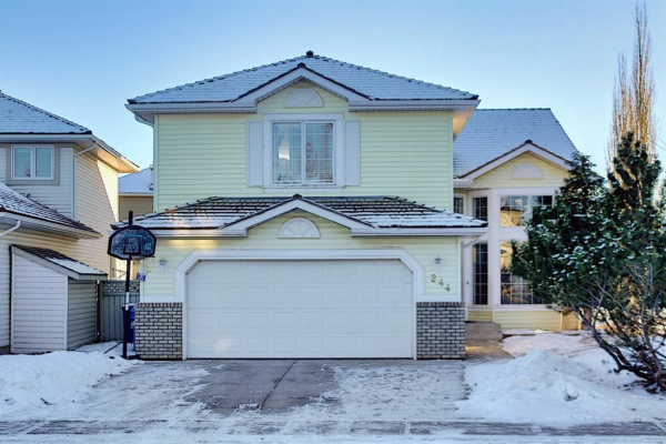 244 Woodside Crescent NW, Airdrie