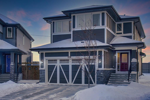 278 Kingfisher Crescent SE, Airdrie