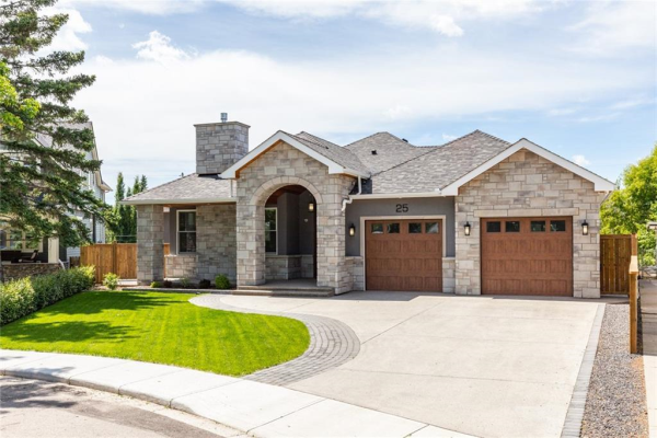 25 Rosery Place NW, Calgary