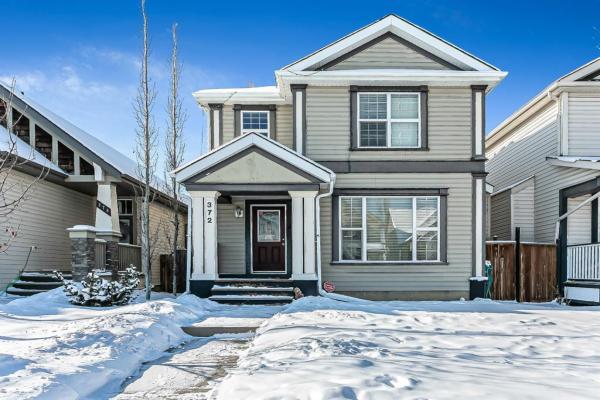 372 Copperstone Grove SE, Calgary