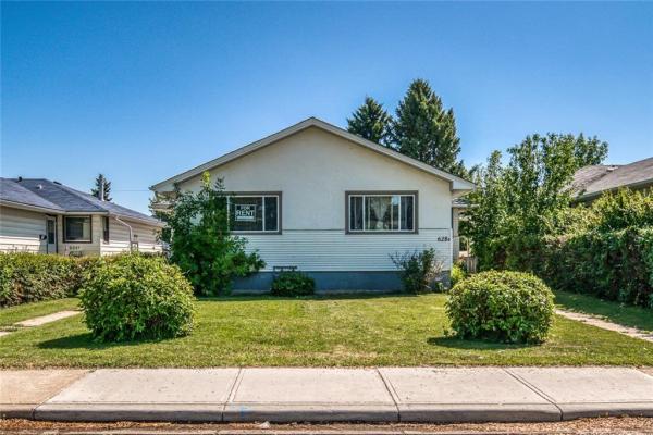 628 & 628A 38 Street SW, Calgary