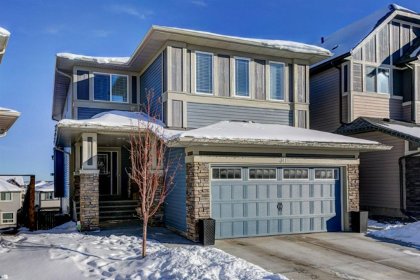 311 Hillcrest Heights SW, Airdrie