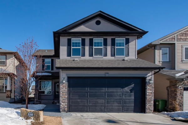 370 Coopers Drive SW, Airdrie