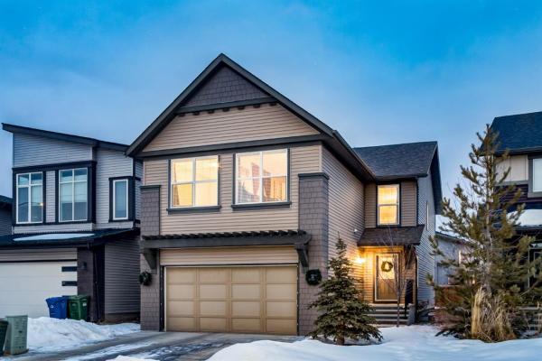 198 Walden Terrace SE, Calgary
