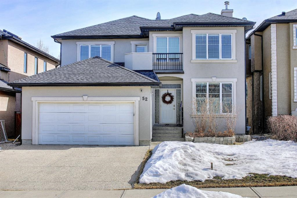 52 Coulee Park SW, Calgary